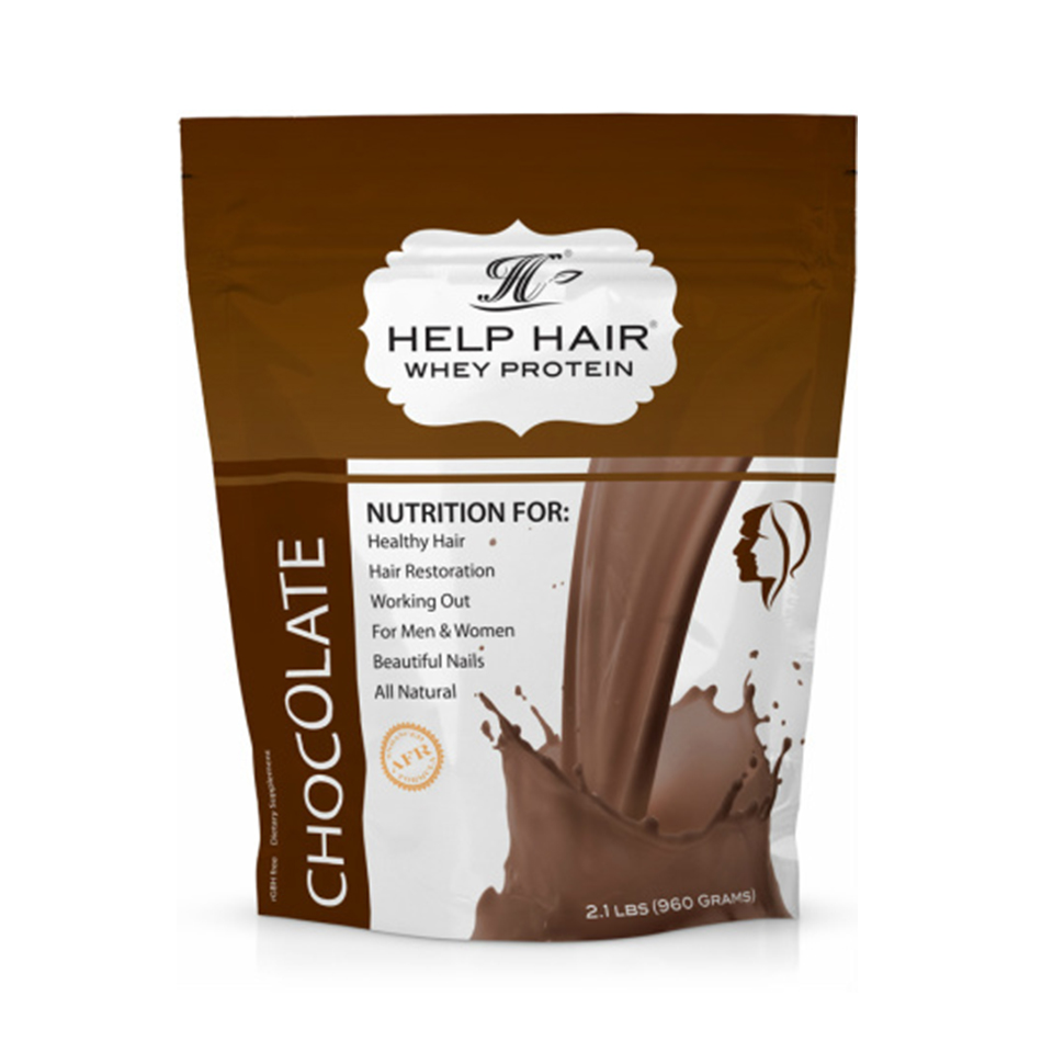 Help Hair® Shake (30 servings 2.1 lbs.) Chocolate