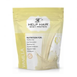 Help Hair® Shake (30 servings 2.1 lbs.) Vanilla
